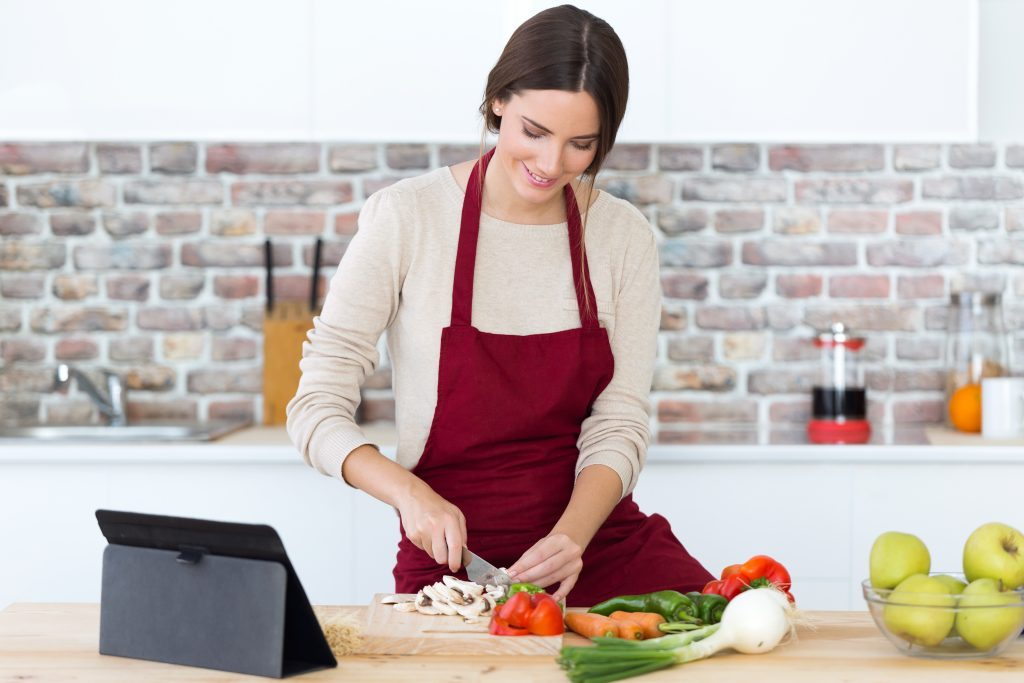 Cum slăbești învață să gătești